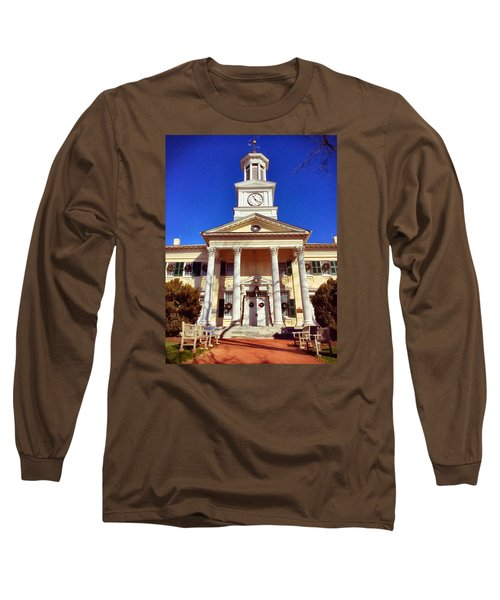 Shepherd University Long Sleeve T-Shirt