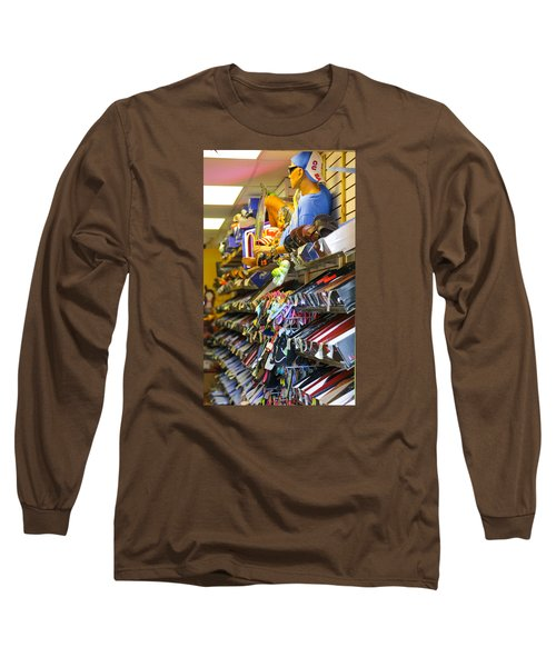 Shoe Store Long Sleeve T-Shirt