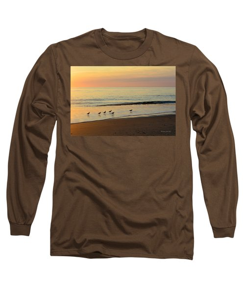 Shorebirds 9/4/17 Long Sleeve T-Shirt