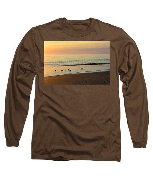 Shorebirds 9/4/17 Long Sleeve T-Shirt