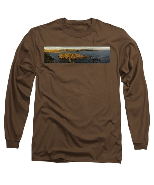 Shores Of Pukaskwa Long Sleeve T-Shirt