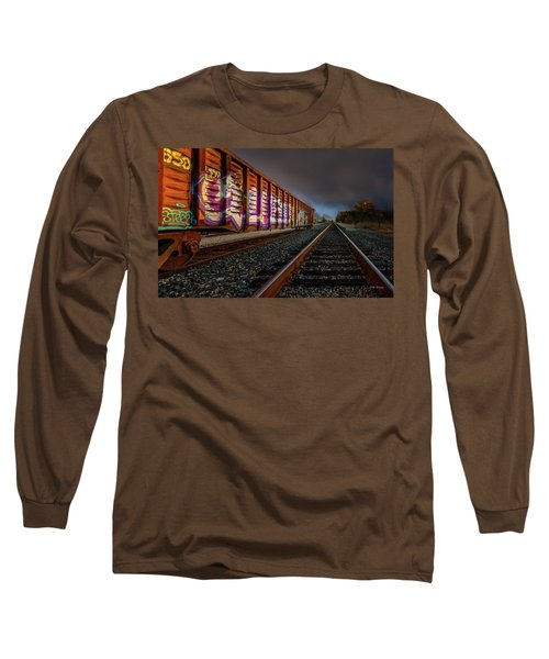 Sidetracked Long Sleeve T-Shirt