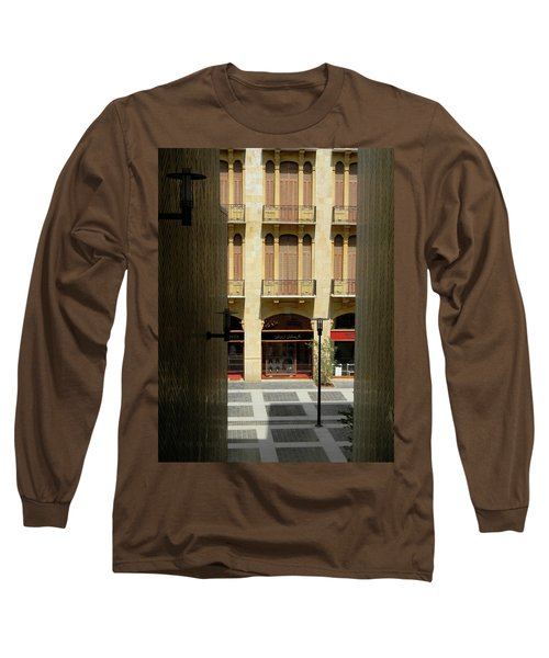 Siesta Time Long Sleeve T-Shirt