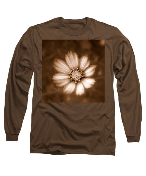 Silent Petals Long Sleeve T-Shirt