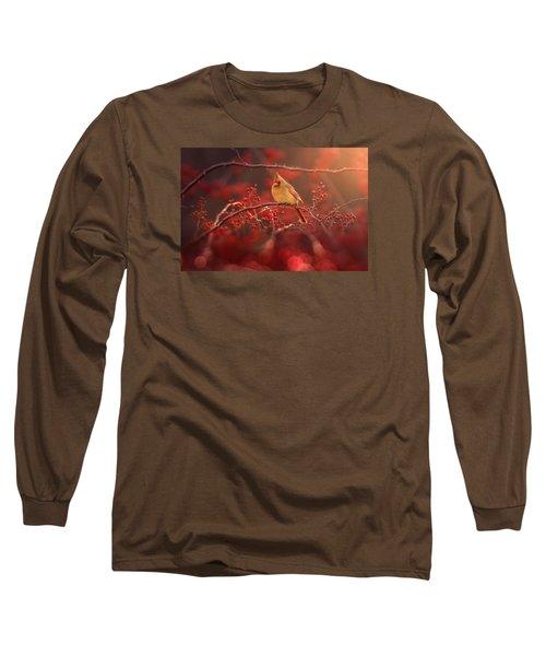 Simple Beauty Long Sleeve T-Shirt