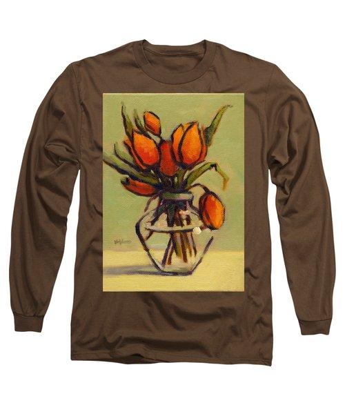 Simple Elegance Long Sleeve T-Shirt