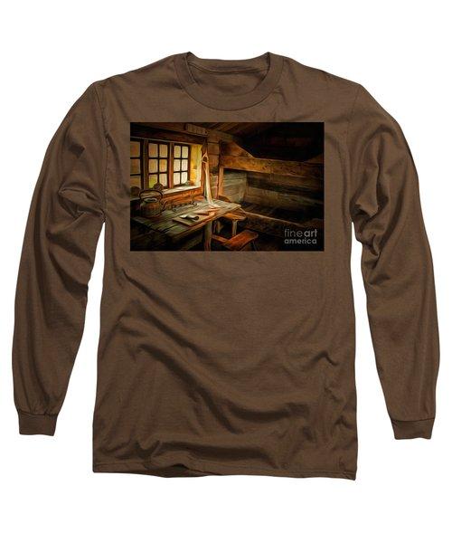 Simple Life Long Sleeve T-Shirt