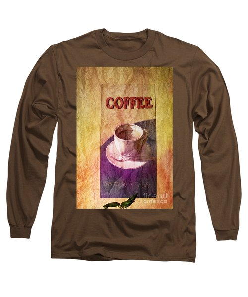 Gringo Coffee Long Sleeve T-Shirt