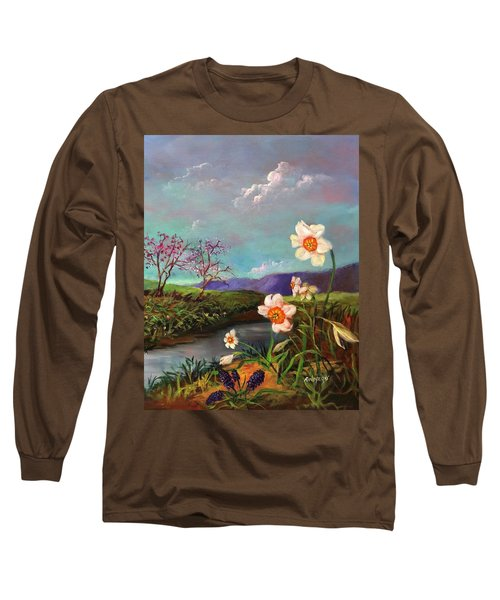 Simply Spring Long Sleeve T-Shirt