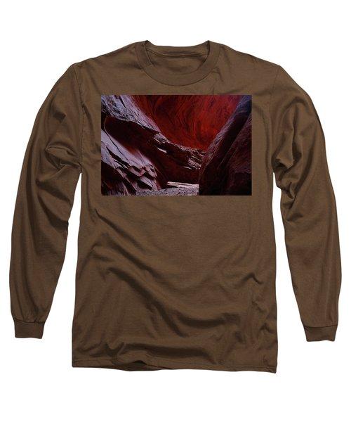 Singing Canyon At Grand Staircase Escalante National Monument In Utah Long Sleeve T-Shirt