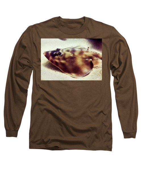 Long Sleeve T-Shirt featuring the photograph Skate by Anthony Jones
