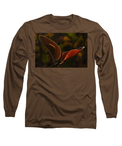 Skc 9841 Lovable Pair Long Sleeve T-Shirt by Sunil Kapadia