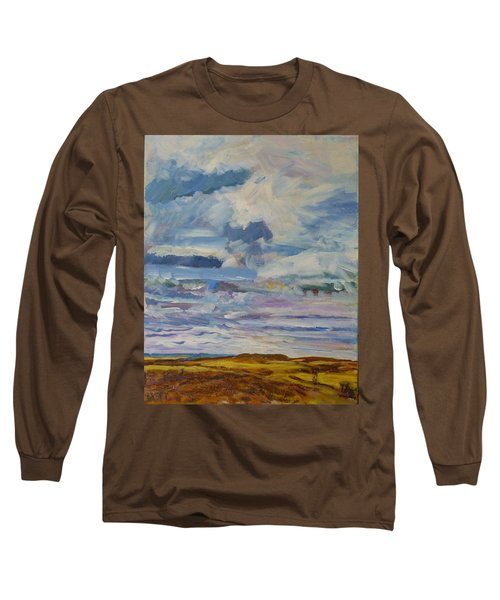 Plain Glories Long Sleeve T-Shirt by Helen Campbell