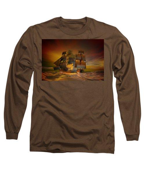 Skirmish Long Sleeve T-Shirt
