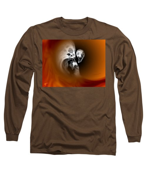 Skull Scope 2 Long Sleeve T-Shirt