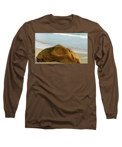 Sleeping Giant At Marthas Vineyard Long Sleeve T-Shirt