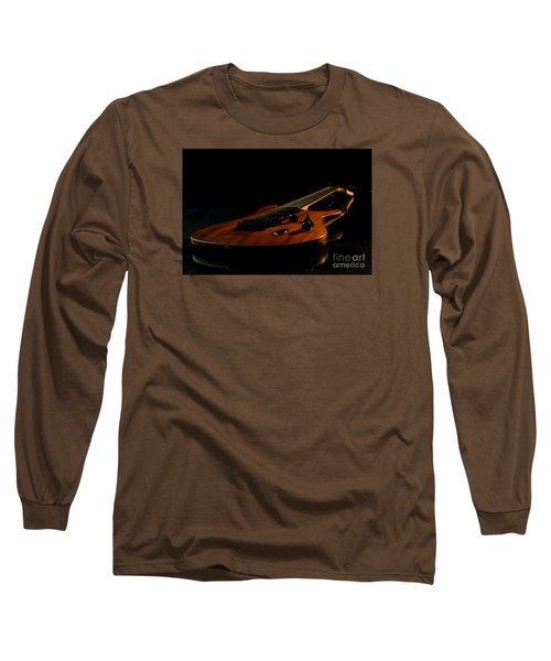 Slow-hand-guitar Long Sleeve T-Shirt