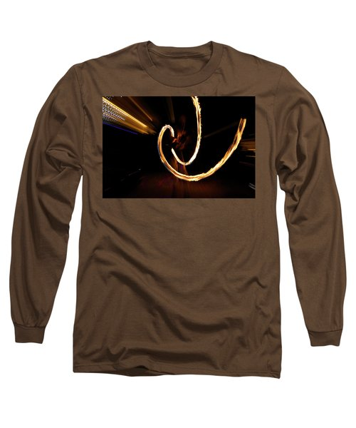 Slow Motion Long Sleeve T-Shirt