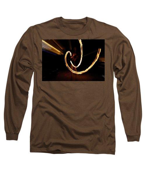 Slow Motion Long Sleeve T-Shirt