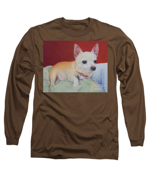 Small Package Long Sleeve T-Shirt