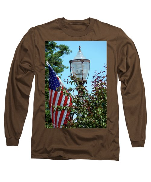 Small Town Anywhere Usa Long Sleeve T-Shirt
