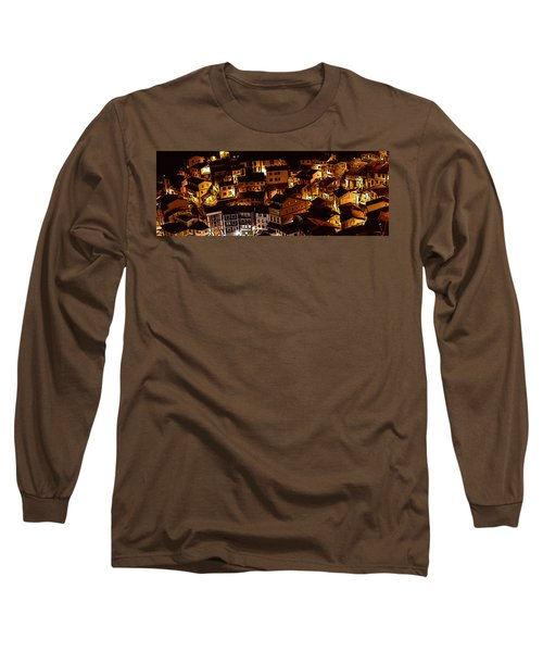 Small Village Long Sleeve T-Shirt