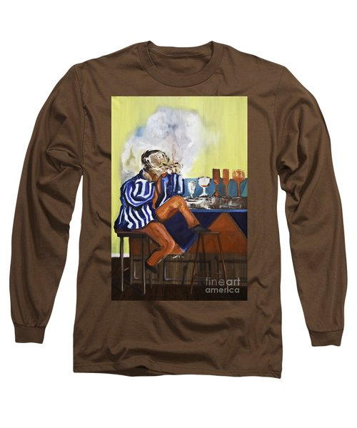 Smoker Long Sleeve T-Shirt