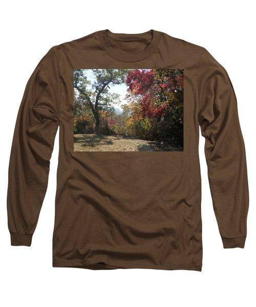 Smokies 12 Long Sleeve T-Shirt by Val Oconnor