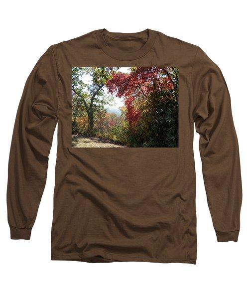 Smokies 13 Long Sleeve T-Shirt by Val Oconnor
