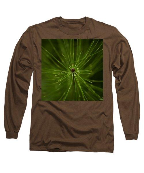 Snake Grass Long Sleeve T-Shirt