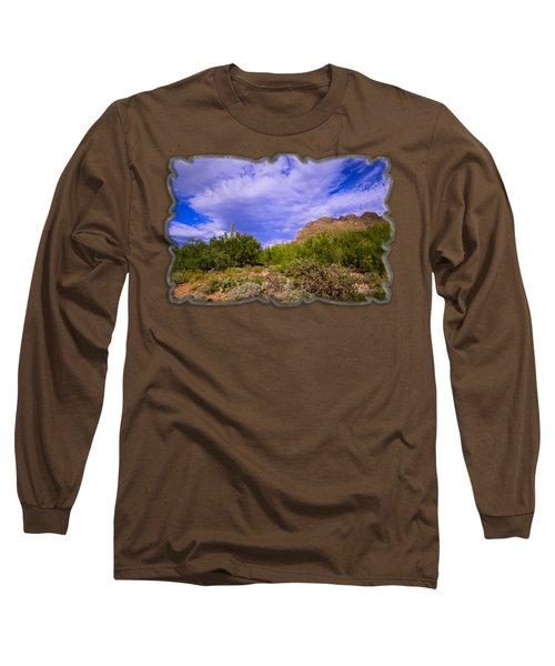 Sonoran Afternoon H40 Long Sleeve T-Shirt