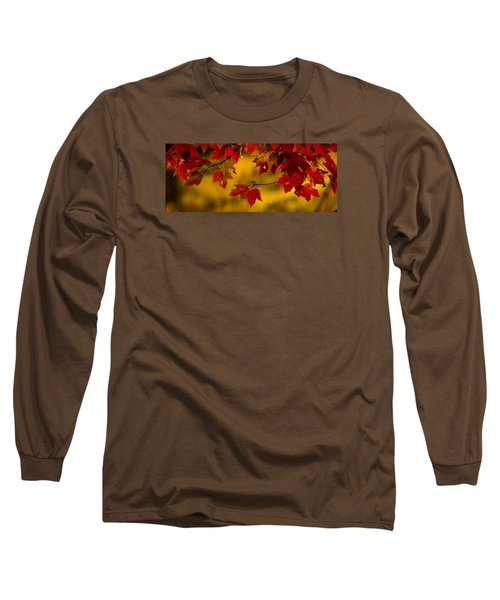 Soon Enough Long Sleeve T-Shirt by Albert Seger