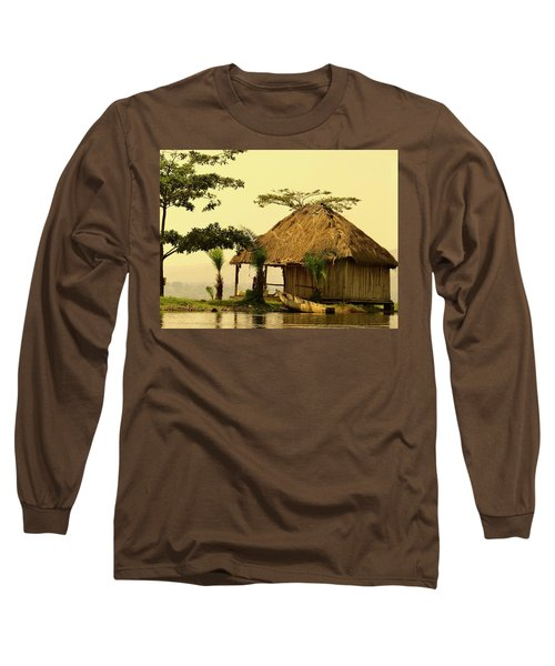 Source Of The Nile Long Sleeve T-Shirt