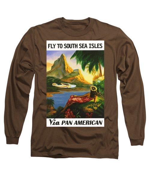 South Sea Isles Long Sleeve T-Shirt