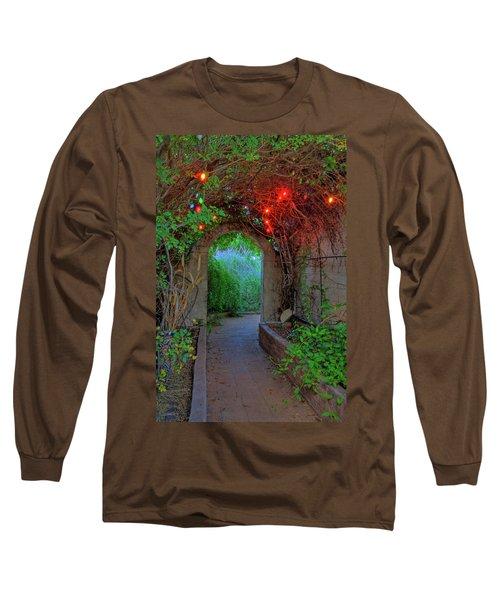 Southeast Arizona Garden Long Sleeve T-Shirt
