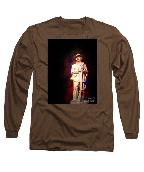 Southern Gent Long Sleeve T-Shirt