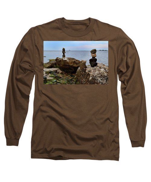Southport Rock Art Long Sleeve T-Shirt