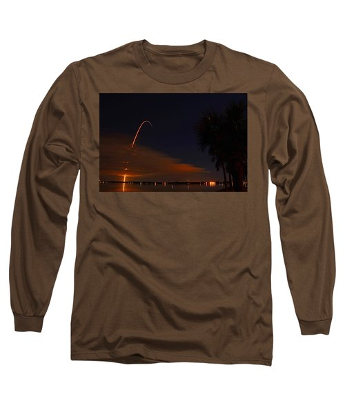 Space Station Bound Long Sleeve T-Shirt