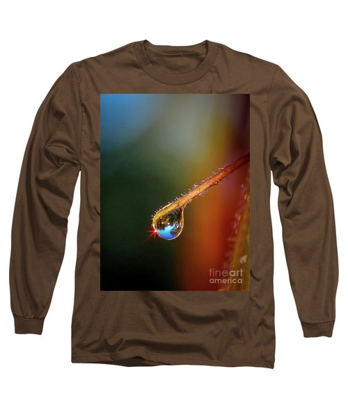 Sparkling Drop Of Dew Long Sleeve T-Shirt