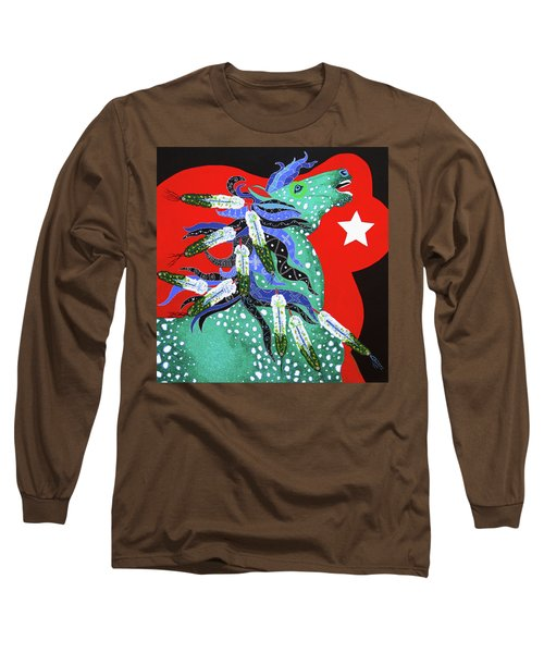 Spirits Rise Long Sleeve T-Shirt