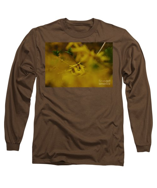 Long Sleeve T-Shirt featuring the photograph Spring 2016 7 by Cendrine Marrouat