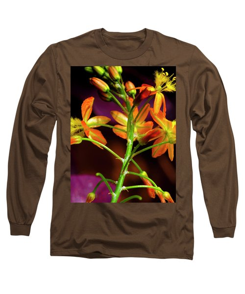 Long Sleeve T-Shirt featuring the photograph Spring Blossoms 3 by Stephen Anderson