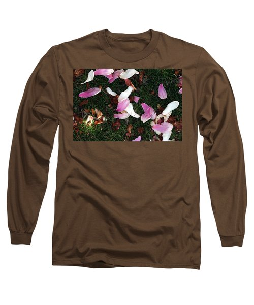 Long Sleeve T-Shirt featuring the photograph Spring Carpet by Dorin Adrian Berbier
