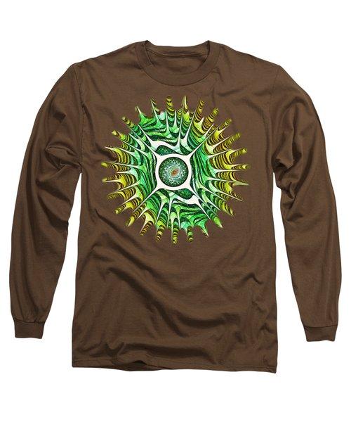 Spring Dragon Eye Long Sleeve T-Shirt
