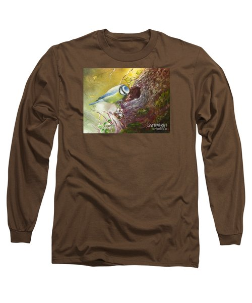 Spring Feeding Long Sleeve T-Shirt