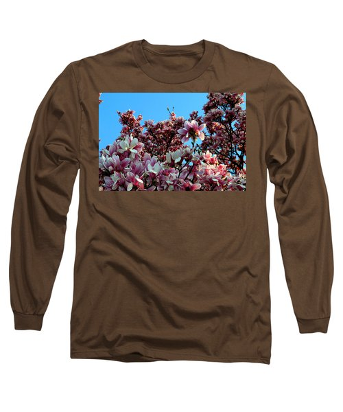Spring Is Here Long Sleeve T-Shirt by Dorin Adrian Berbier