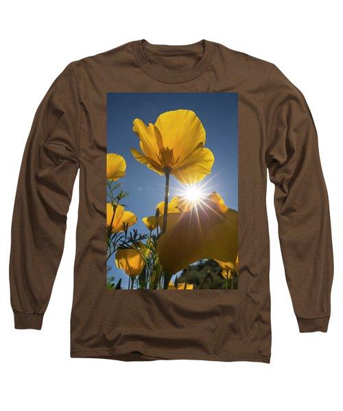 Spring Starburst Long Sleeve T-Shirt