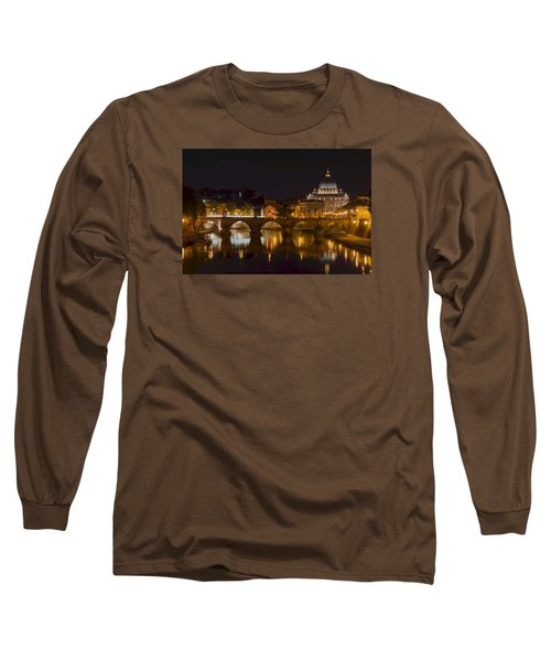St. Peter's Basilica-655 Long Sleeve T-Shirt
