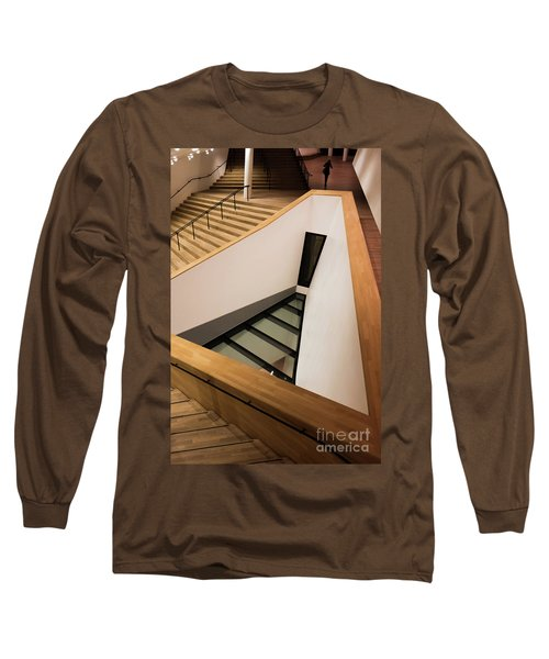 Staircase In Elbphiharmonic Long Sleeve T-Shirt