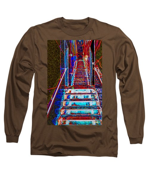 Stairway To Bliss Long Sleeve T-Shirt